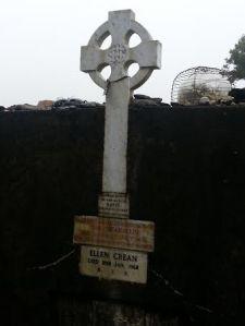 Tom Crean's Grave in Ballinacourty