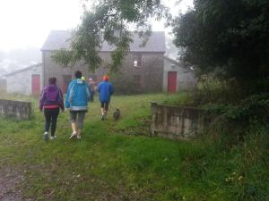 Tom Crean's birthplace, the family farmhouse in Gortacurrane