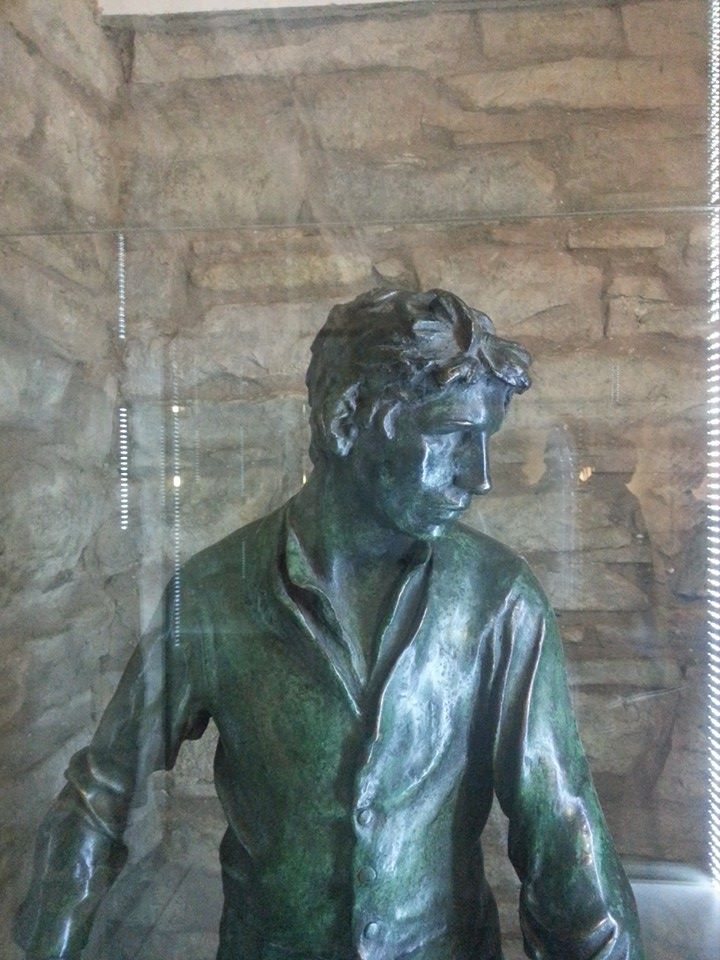 Opening Of Jerome Connor Sculpture Collection