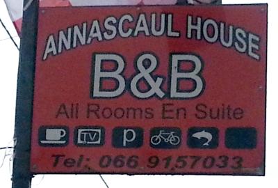 Annascaul House