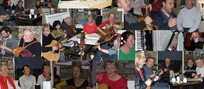 Celebrating Singing – Annascaul Village June 3rd – 5th