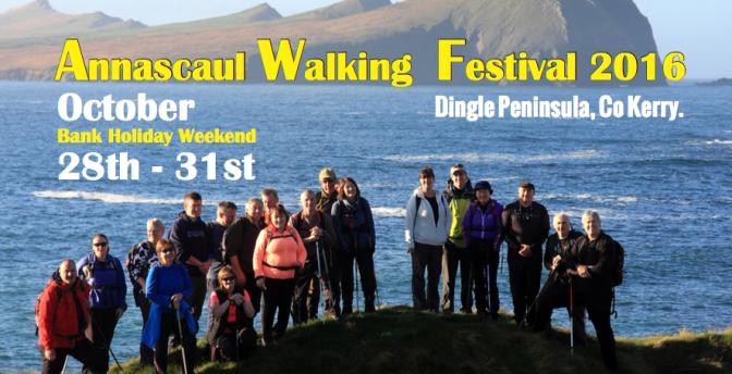 Annascaul October Walking Festival 2016
