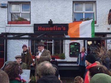 Join John Hanafin for a Historical walk through Ballinacourty.